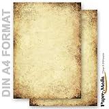 Carta da lettera decorati CARTA ANTICA 50 fogli DIN A4