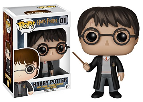 Funko POP Movies: Harry Potter Action Figure by Funko (Image #1)