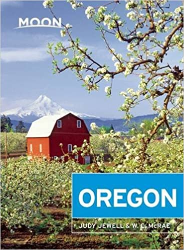 Book Moon Oregon by Judy Jewell (2016-05-31)