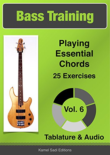 Bass Training Vol. 6: Playing Essential (Playing Chords Bass)