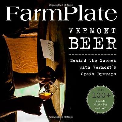 FarmPlate Vermont Beer (Farmplate Guides)