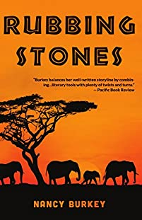 Rubbing Stones by Nancy Burkey ebook deal