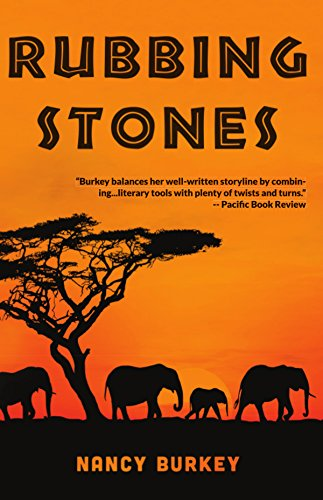 Rubbing Stones by Nancy Burkey ebook deal