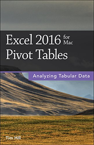 Download Excel 2016 for Mac Pivot Tables Pdf
