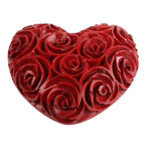 Soapstone Heart - (Sm Heart)