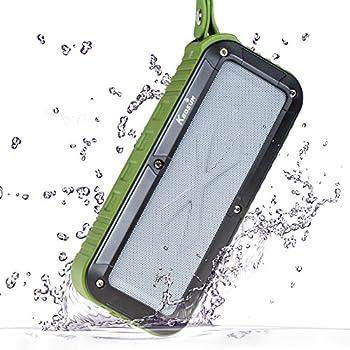 Kedsum IPX6 Waterproof Portable Speaker