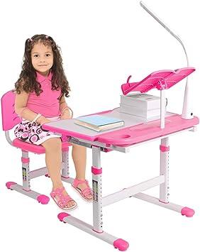 Ejoyous Liusing – Juego de mesa y mesa de escritorio infantil ...