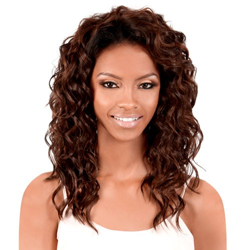 (Motown Tress Synthetic Lace Wig - L Bora-1)