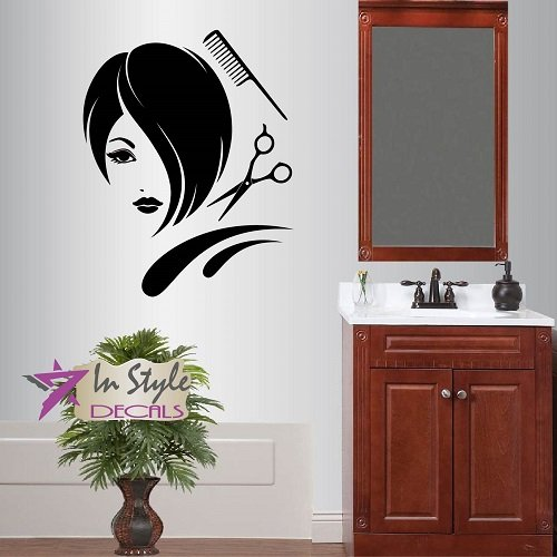 Hair Salon Decoration: Amazon.Com