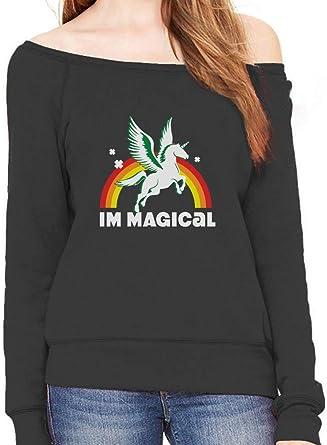 Tstars Patricks Day Magical Rainbow Unicorn and Shamrocks Toddler Hoodie St