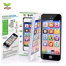 Early Education Y-phone Toys Childhood Development , Kids Learning Phone