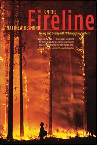image for On the Fireline: Living and Dying with Wildland Firefighters (Fieldwork Encounters and Discoveries)