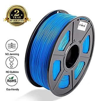 amazon com filament pla plus for 3d printer 3d pens