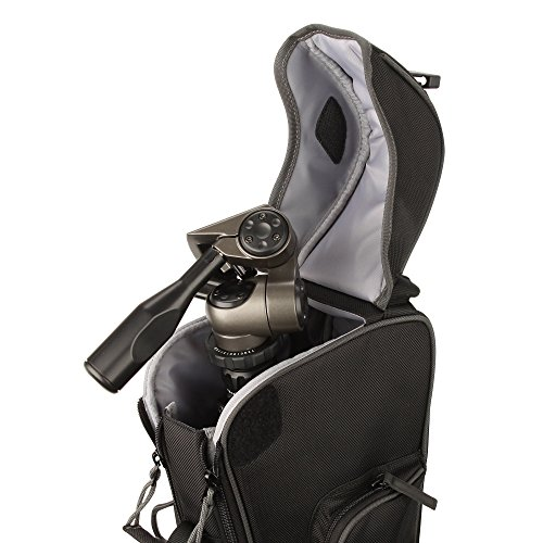 [Storage While Wearing The pan Handle] HAKUBA Tripod case Rufuto Design Tripod case T600 HTC-T600