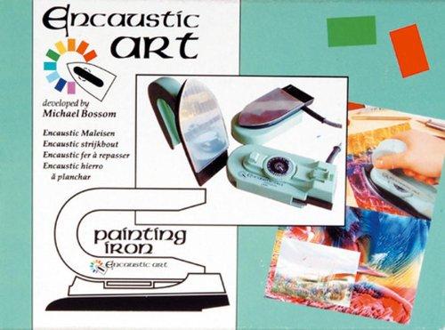 Encaustic Art & Crafts Iron