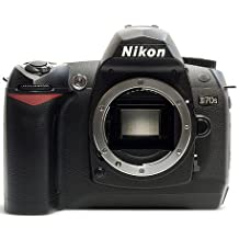Nikon D70S 6.1MP Digital SLR Camera (Body Only)