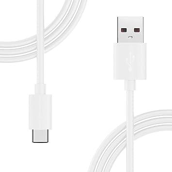 Xiaomi Mi A1 Cable Tipo-C Sincronización de cable Carga USB ...