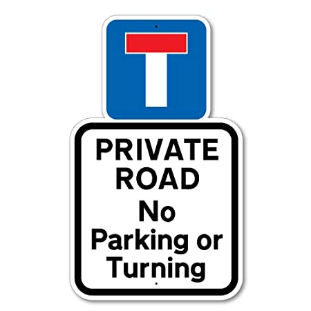 private road sign no access signs keep clear sign robust parking
