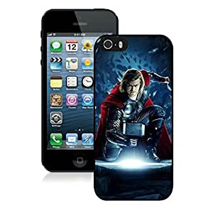 Customize Protective Case Thor Back Cover Case For Sam Sung Galaxy S5 Mini Cover - black border