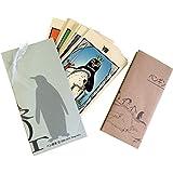 【限定800部!明るく元気な力を放つペンギン達のタロットカード★】 ペンギン・タロット