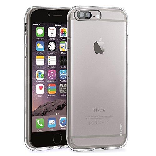 VSHOP ® iPhone 7 Plus Coque, iPhone 7 Plus Ultra Mince / Anti-dérapant / Protecteur Transparent TPU Souple Pour Apple iPhone 7 Plus