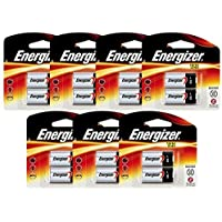 14 Energizer Lithium CR123A 3V Photo Lithium Batteries - In Retail Package (7x2)