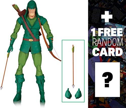 - Green Arrow (The Longbow Hunters): ~6