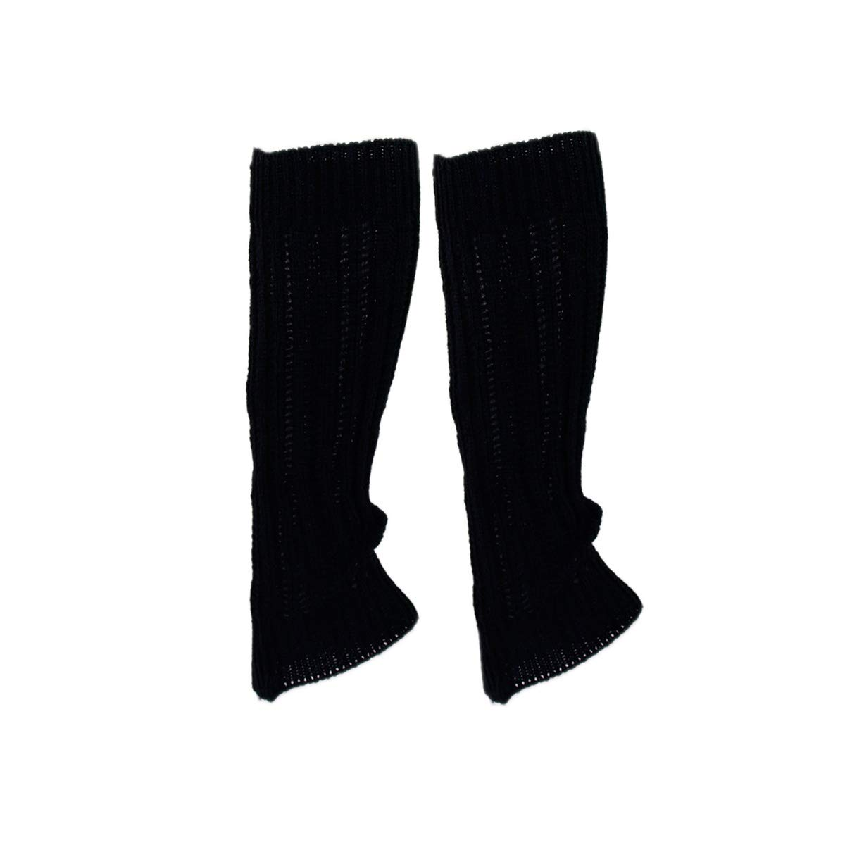 Different Colors Available Premium Solid Color Soft Rib Knit Leg Warmers