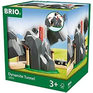 BRIO Dynamite Tunnel Train Set