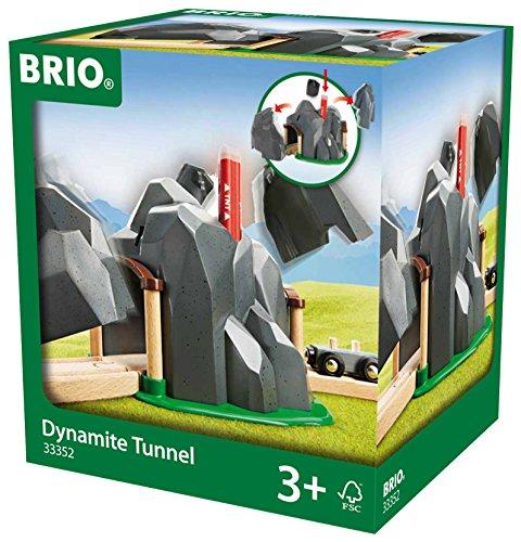 Brio - 33352 - Jeu de Construction - Tunnel Dynamite