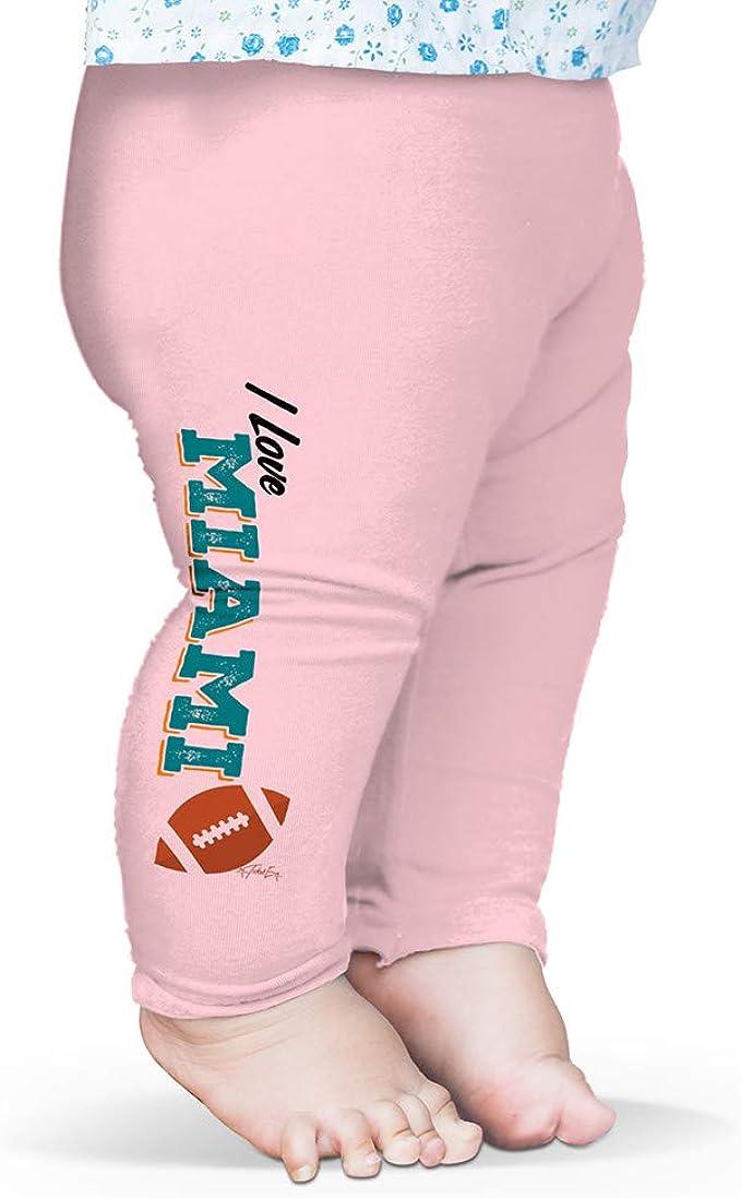 TWISTED ENVY I Love Washington American Football Baby Funny Leggings Trousers
