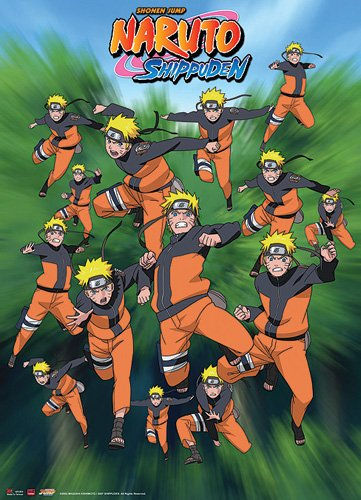 Great Eastern Entertainment Naruto Shippuden Naruto Shadow C