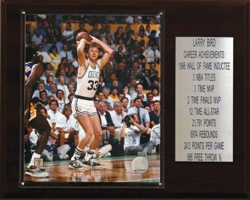 Larry Bird Cover - NBA Larry Bird Boston Celtics Career Stat Plaque