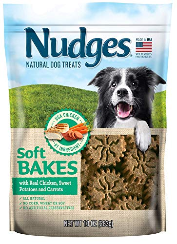 Nudges Soft Bakes with Chicken, Sweet Potatoes and Carrots, 10 oz