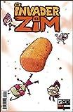 INVADER ZIM #4 1:1 VAR VASQUEZ