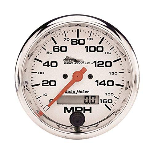 Auto Meter AutoMeter 19355 Gauge, Speedo, 3 3/4