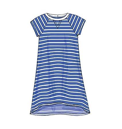 Amazon.com: McCalls Patterns M7344 Childrens/Girls Raglan Sleeve Knit Dresses, Size CCE (3-4-5-6): Arts, Crafts & Sewing