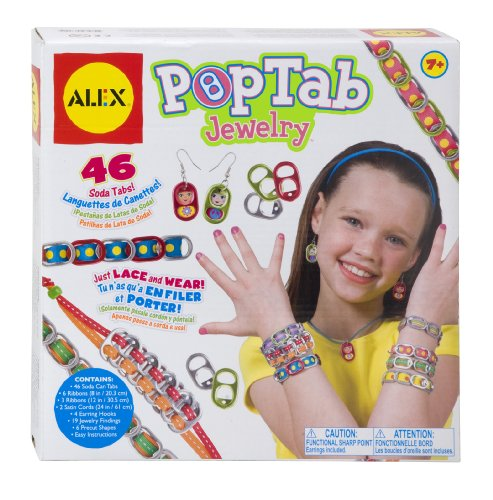 ALEX Toys Do-it-Yourself Wear Pop Tab Jewelry