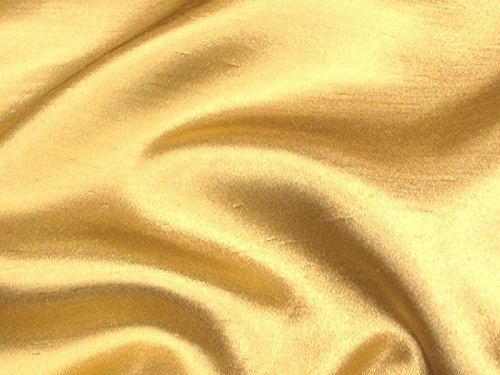 Shantung Satin Faux Silk Fabric 60