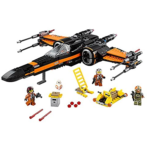 LEGO Star Wars Poe's X-Wing Fighter 75102 Star Wars Toy (Gears Of War Mission)