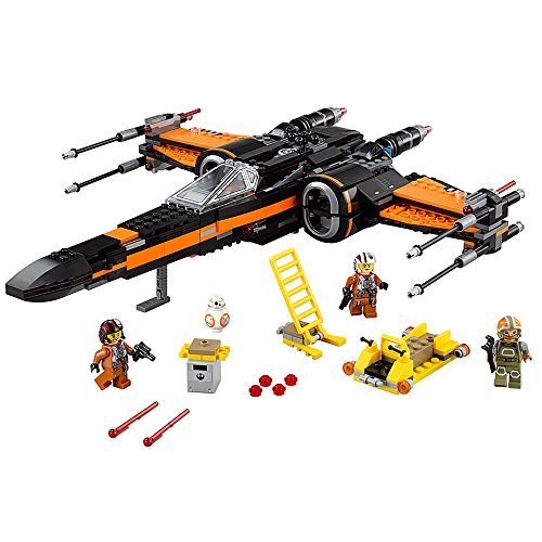 [LEGO Star Wars Poe's X-Wing Fighter 75102 Star Wars Toy] (X Wing Star Wars)