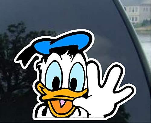 donald duck car - 9