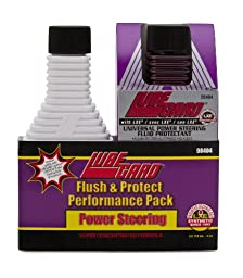 Lubegard 98404 Power Steering Flush and Protect Performance Pack