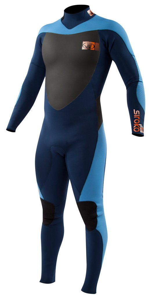 Wetsuit Body Glove Siroko 3//2mm Slant Zip Fullsuit Black