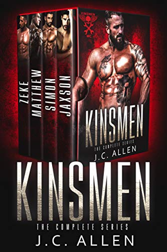 Kinsmen Complete MC Romance ebook product image