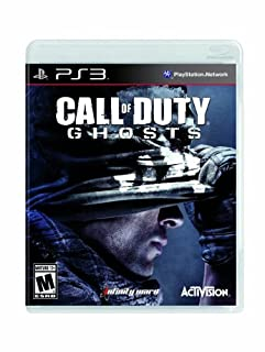 Call of Duty: Ghosts - PlayStation 3 (B00LRZDPBI) | Amazon price tracker / tracking, Amazon price history charts, Amazon price watches, Amazon price drop alerts
