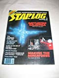 Starlog #27 Oct. 1979 Battlestar Galactica Alien Martian Chronicles Black Hole