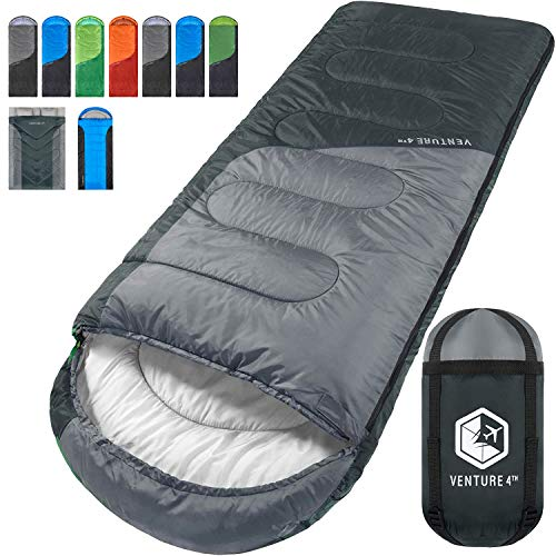 3-Season Sleeping Bag