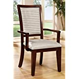 Amazon.com: Dining Arm Chair - Chairs / Kitchen & Dining Room ...