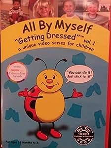 BabyTV - Let's Get Dressed |Dvd Getting Dressed